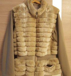 Куртка toto кролик