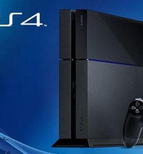PlayStation 4 обычная 500гб