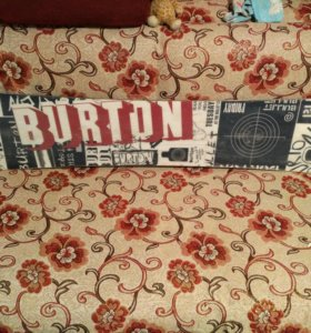 Сноуборд burton bullet '06, 164