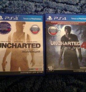 Uncharted игры для ps4