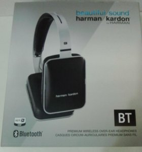 Наушники HARMAN KARDON BT WIERELESS