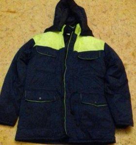 Куртка зимняя новая от Спецкостюма.р 52-54
