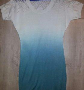 Платья трикотажные