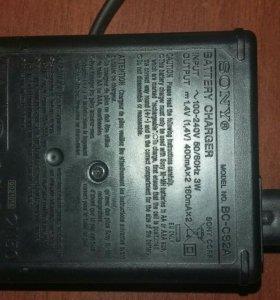 Зарядное устройство для фотоаппарата