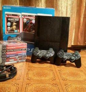 Sony PlayStation 3 Super slim. ( 500 gb )