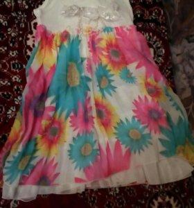 Платье (туника) от 4 лет
