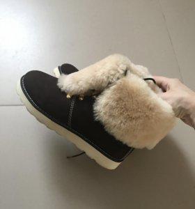 Ботинки konosov