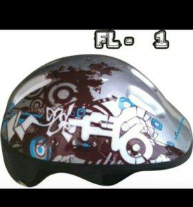 Шлем и защита новые