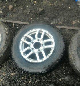 Диски + шины комплект