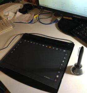 Графический планшет/дигитайзер Genius G-Pen F610