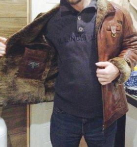 Куртка 48-50 кожа