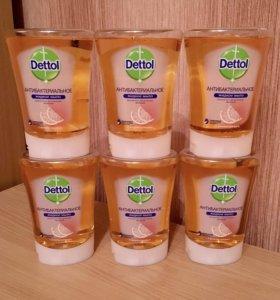 Жидкое мыло Dettol 250 мл 🔝