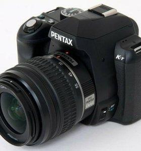 Фотоаппарат Pentax K-r Kit 18-55