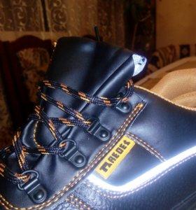 Рабочие ботинки демисезонные