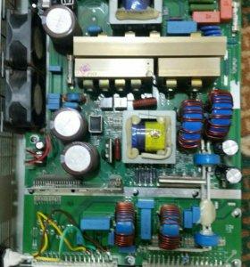 Блок питания 24в и конвертер 48в для зарядки 2 акб
