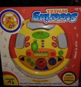 Детский игровой руль
