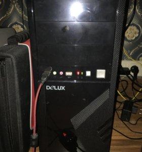 Компьютер новый