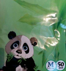 Трусики Зеленая Панда, ррМ, 50шт.