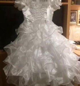 Новое платье на обруче