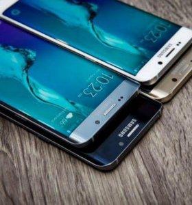 Оригинальные Samsung Galaxy S6 Edge Магазин