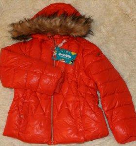 Куртка для девочек (пуховик)