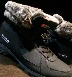 Зимние кросы