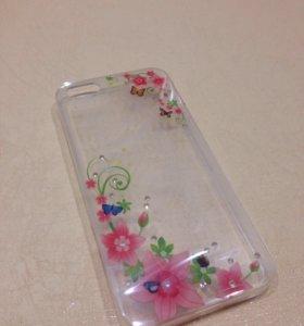 Чехлы для Iphone 5/5S/SE