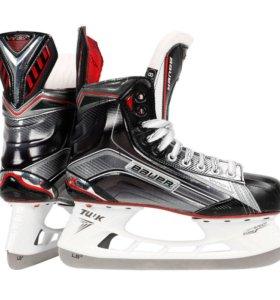 BAUER VAPOR X900 SR S17 новые хоккейные коньки