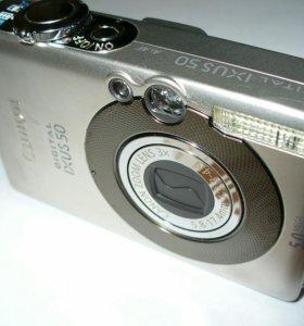 Canon IXUS 50 фотоаппарат