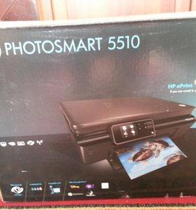 Принтер цветной HP Photosmart 5510