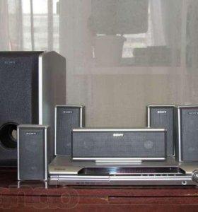 Sony DVD Home Theatre System DAV-DZ120K