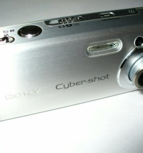 Sony DSC-L1 фотоаппарат