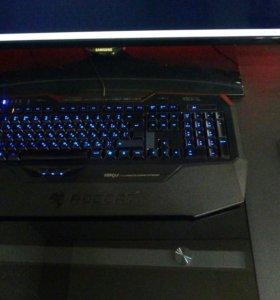 Клавиатура с подсветой