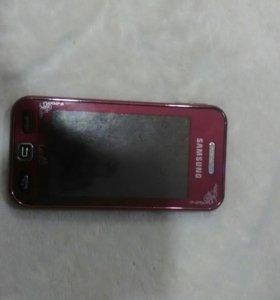 Телефон самсунг Star La Fleur S5230