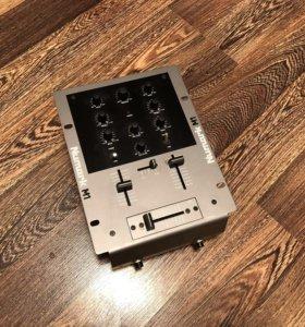 Dj-tech mpx-410; numark m-1