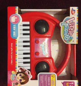 Пианино и гитара