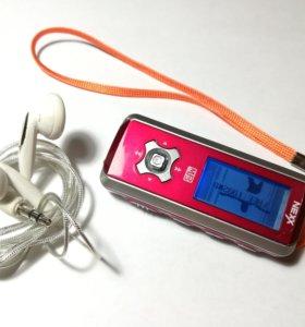 Mp3 плеер с диктофоном NEXX NF-345 2GB 🎧