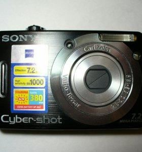 Sony DSC-W55 фотоаппарат