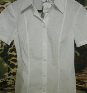 Рубашка новая 44—46р