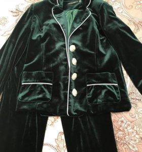 Брючный костюм DG