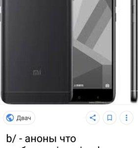 Xiaomi redmi 4x black2/16db
