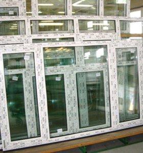 Готовые окна и двери