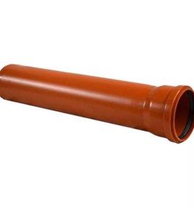 Труба канализации наружная 110