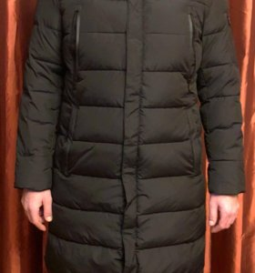 Куртка-пальто-пуховик