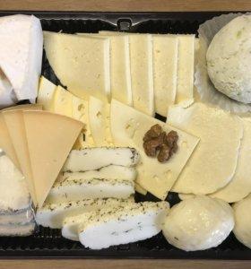 Сырное ассорти / сырная тарелка