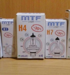 Галогенная лампа MTF long life