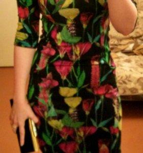 Приталенные платья (2 расцветки)