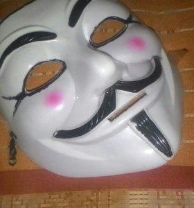 Маска, Анонимус