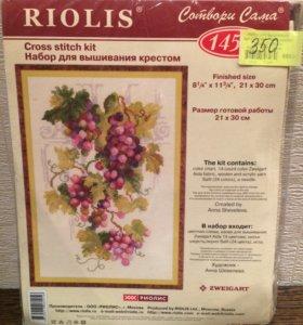 """Наборы для вышивания """"Riolis"""""""