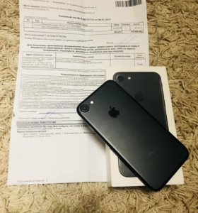 Айфон 7 матовый
